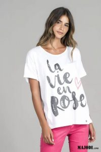 RUGA T012 La vie en rose MAJODI.COM