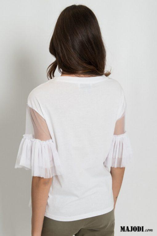 SILVIAN HEACH T-shirt Generation void MAJODI.COM