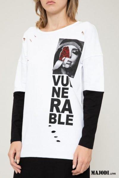 MAJODI.COM Sweatshirt vulnerable SH