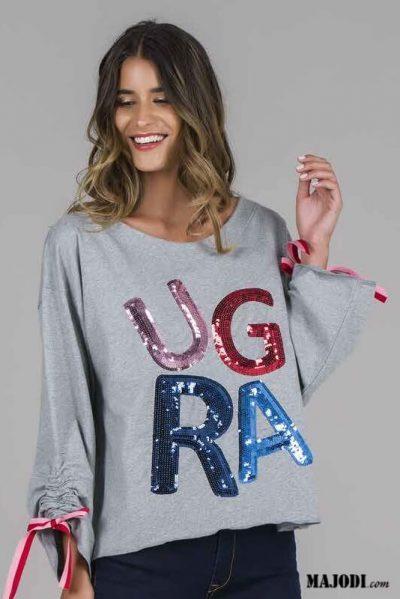 RUGA F017 Sweatshirt MAJODI.COM