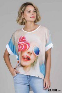 RUGA T033 T-shirt Candy MAJODI.COM