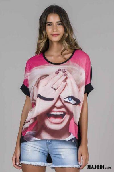 RUGA T036 T-shirt fun MAJODI.COM