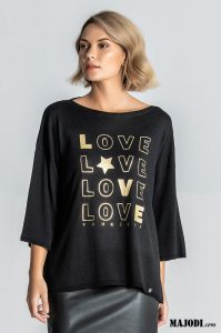 RUGA 1877 Camisola Love Yourself MAJODI.COM
